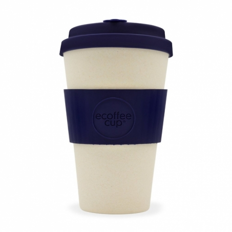 Ecoffee Cup Blue Nature 400 ml
