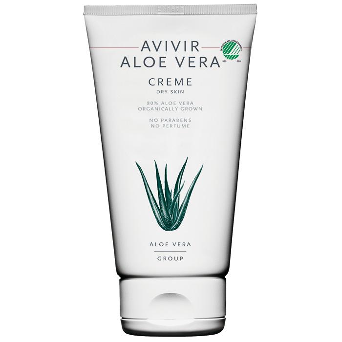 överkomligt pris bäst billig erkända varumärken Avivir - Aloe Vera Creme 150 ml - Rekoshoppen.se