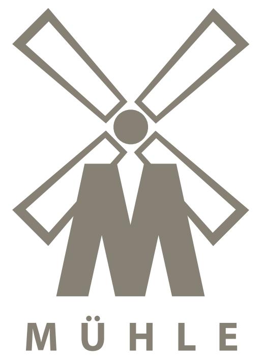 Mühle - Logo
